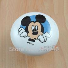 2 pcs crianças adorável mobília do rato dos desenhos animados cozinha em cerâmica puxadores gaveta puxa(China (Mainland))