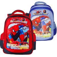 Hot selling New Arrival Creative Spider-Man Schoolbag Children Shoulder Bag Cute Children's Backpack Gift Free shipping