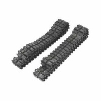 HENG LONG 3889/3889-1 RC tank Leopard 2 A6 1/16 spare parts No.TK-PC3889 Plastic Caterpillar / plastic track / tank tracks