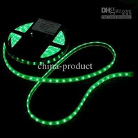 Wholesale - Green SMD 3528 Led Light String Light Strip Waterproof DC12v 60Led/M 5M/roll 300Meters Free DHL