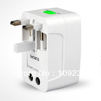 Hot Universal All-In-One World Travel Multifunction Power Plug Adapter Convertor E3228