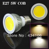 Free  shipping 2pcs/lot Dimmable gu10 / E27 / GU5.3 / E14 / B22 / MR16 9W 12W COB AC85-265V High Power Led Light Bulbs