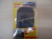 Powerful Magic Sticky Pad Anti-Slip Non Slip Mat for Phone PDA MP3 MP4 Car Free Shipping asm780pcs