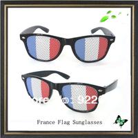 France Flag sunglasses promotion sticker sunglasses Estonia LOGO sunglasses Removable stickerasses sungl Promotional sunglasses