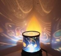 LED Universe Master Projector Lamp , Colorful Light, Star Light, Night Light