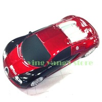 Red Sport Car Model 2GB - 32GB USB 2.0 Memory Stick Flash Drive U-disc #1