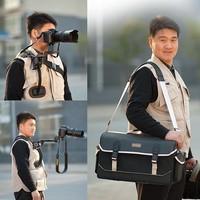 Camera Shoulder Pad Support 5KG for Camcorder & video Camera Shoulder Stabilize Hands Free Free Shipping