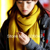 Wholesale And Retail 2012 Autumn And Winter Scarf Muffler Scarf Cape Ultra Long Thickening Shawl