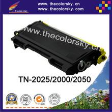 (CS-TN350) Compatible toner printer cartridge for Brother tn2000 tn2050 tn2005 mfc7220 mfc7225n mfc7820n (2500 pages) Free FedEx