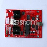 K40 MS10105 V4.5 Main Board for Laser Marker Plotter ENGRAVER Cutter USB Cable
