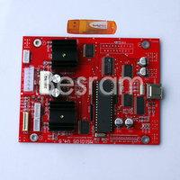 K40 MS10105 V4.5 Main Board Software + English language doggle for Laser Marker Plotter ENGRAVER Cutter