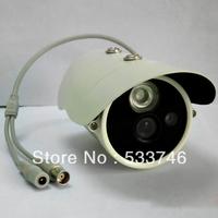 "C228 Waterproof 1/3"" Super Had CCD IR 700TVL CCTV Color Camera High Resolution 3.6mm PAL/NTSC"