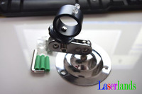 2pcs 18mm Adjusable Laser Holder Clamp Mount for Module Torch pointer
