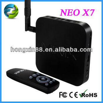 [MINIX NEO A2 Air Mouse] MINIX NEO X7 Android 4.2.2 Quad Core TV Box Mini PC 1.6GHz 2G/16G WiFi HDMI USB RJ45 OTG XBMC Smart TV