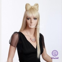 lady gaga wigs long blond wigs for women synthtic wigs realistic  professional wigs