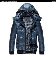 2013 New Brand Men Winter Autumn Sportswear Fashion Down Coat Tracksuit Sports Suit Hoodies Leisure Wear Jacket, Free Shipping