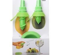 Lemon Juice Sprayer Citrus Spray Hand Juicer Mini Squeezer Kitchen Tools 2 pieces/ set