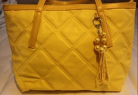 The latest hot fashion leisure yellow  bag Lady handbags
