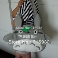 I2 My Neighbor Totoro Lovely Plush tote bag  handbag, 1pc