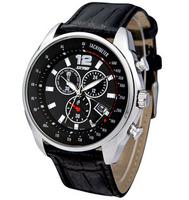 Commercial men's watch skmei ultra-thin vintage table waterproof fashion watch male watch