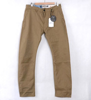 Denham Croppings Fashionable Casual Male Casual Slim Fit Pants Men Trousers 2013 Japan Top Brand  Cotton