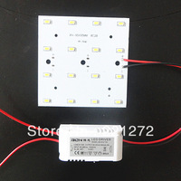 LED5730 highlight lamp 8W Ceiling lamp plate transformation of aluminum substrate 8W power 180V-240V