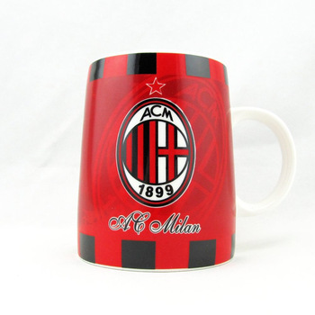Supplies team ac milan water cup