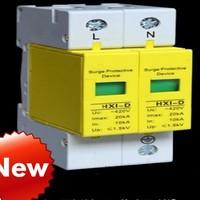 40-80KA  2P Surge protector/surge voltage protector/SPD(no remote signal)