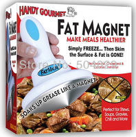 as seen on tv Handy Gourmet Fat magnet Removes Fat Floating On Greasy Food Surfaces Reduces Cholesterol