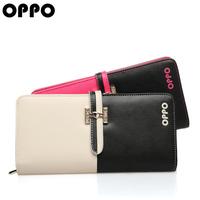 Casual Zipper Fashion PU Leather Colorful Clutch Case Lady Long Handbag Mini Wallets Purse Women
