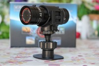 HD 1080p Helmet Head Camera Waterproof Sport Action Cam Car DVR Mini camcorder DVR
