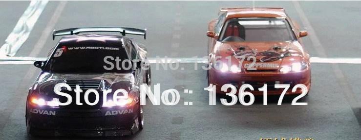 RC Car flashing lights/rc car Led lights set/lamps system 8 lights/set free shipping(China (Mainland))