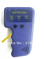 125khz rfid card copier/rfid copier/ Duplicator ID Card Copier+ 3PCS 125KHz Writable Card/Copy EM card+free shipping!!