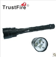 TrustFire 3T6 3800 Lumens 3 x CREE XM-L T6 5-Mode LED Flashlight Torch Lamp  + Free Shipping