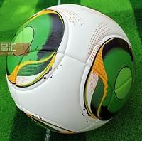 TPU / European champions football /hand stitched /size 5 regular football