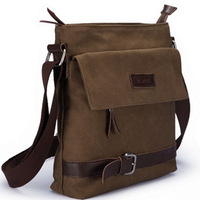 2013 brief man bag bag casual bag shoulder bag canvas bag male messenger bag
