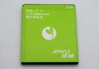 New For JIAYU G3 / JIAYU G3S Original JY-G3 3000mAh Battery, 2pcs/lot,fast shipping