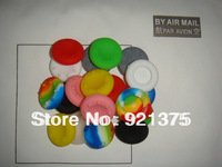 lowest price thumbstick joystick cover grips caps skin for ps3 ps4 XBOX 360 WII Wii u 10 Colors available Min order $ 5 usd