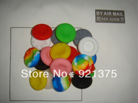 40 pcs = 20 pairs can mix 10 colors thumbstick joystick cover grips caps skin for ps3 ps4 XBOX 360 WII Wii u free shipping