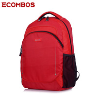 Ecombos laptop bag backpack travel backpack preppy style student school bag