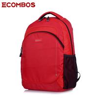 Ecombos laptop bag backpack travel backpack preppy style student school bag