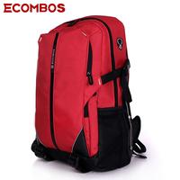 Ecombos laptop bag backpack fashion backpack big student school bag