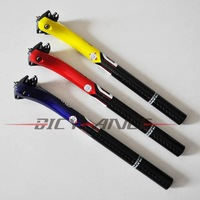 New MOST carbon bicycle seatpost carbon bike seatpost road bike parts 27.2/31.6mm free shipping