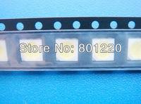 1000pcs/reel New 5050 Super Bright White SMD LED
