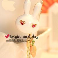 Rabbit  for apple   iphone5  for SAMSUNG   millet general mobile phone dust plug
