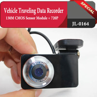 Free Shipping Top Miniature Black HD Mini DV Car DVR Camera Driving Recorder 720P Recorder wide 120 Degrees Wide Angle,JL-0164