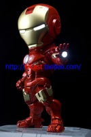 GK Un-Painted Narin Bad Blood White Action Figure Luminous mkiv finished goods hand-done
