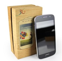 Mini S4 i9190/y9190 4.3 inch MTK6572 1.2Ghz 3G GPS Dual Core Android phones android 4.2 512M RAM 2G ROM