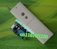 Long Distance 3000M 10A 12V 1 Channel switches With Wireless Remote Control System 12V DC Controller Receiver&Transmitter