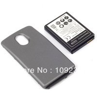 Free shipping 3800mAh Extended Battery + Back Cover for Samsung Galaxy i9250 GT-i9250 E0213